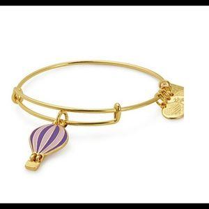 Alex and Ani Gold We Rise Bracelet